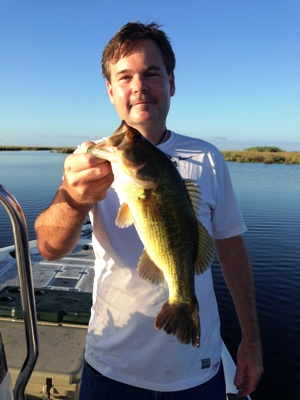 New orleans louisiana fishing report october 2013 jean for Louisiana bass fishing reports