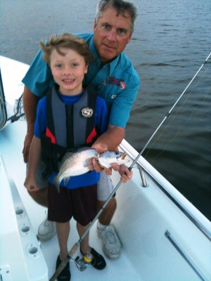 New orleans fishing report july 2012 jean lafitte for Buy louisiana fishing license online